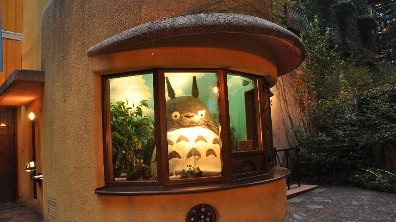 Totoro au musée Ghibli